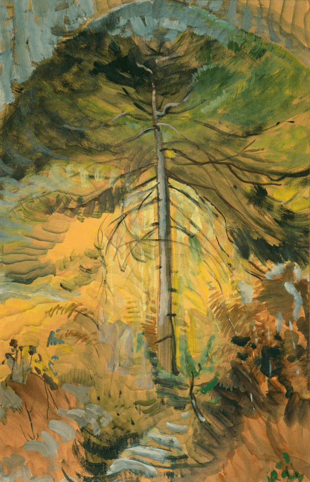 Emily Carr, Happiness, 1939