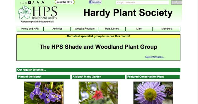 Hardy society