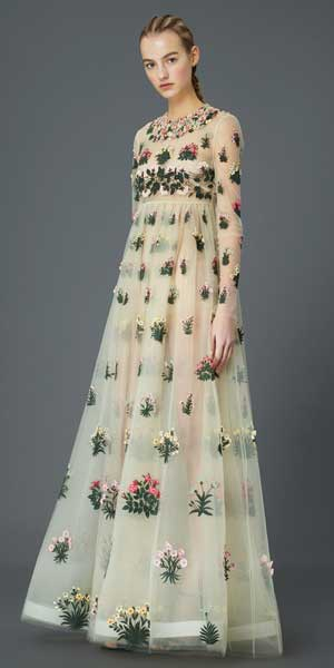 Dress of Valentino