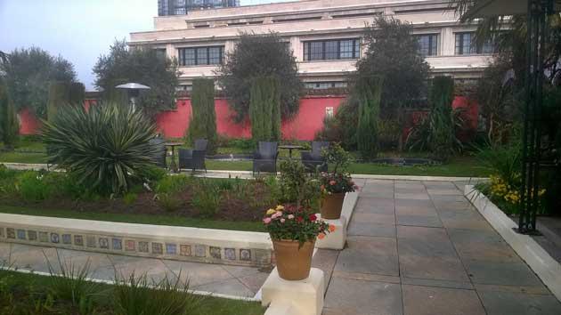 Kensington rooftop gardens