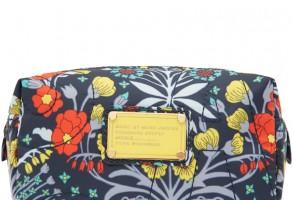 Marc Multicolour Pretty Nylon Maddy Botanical Cosmetic Case