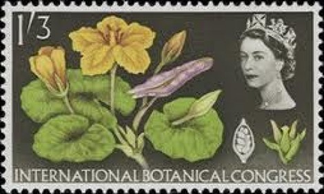 Stamps and plants make for a lasting union