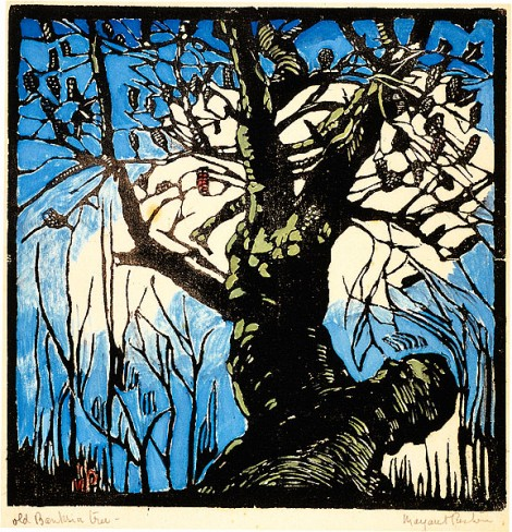 Margaret Preston's native flora