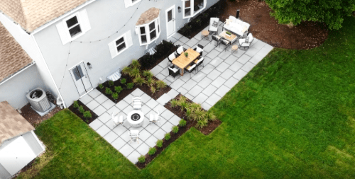 landscape design services in bucks