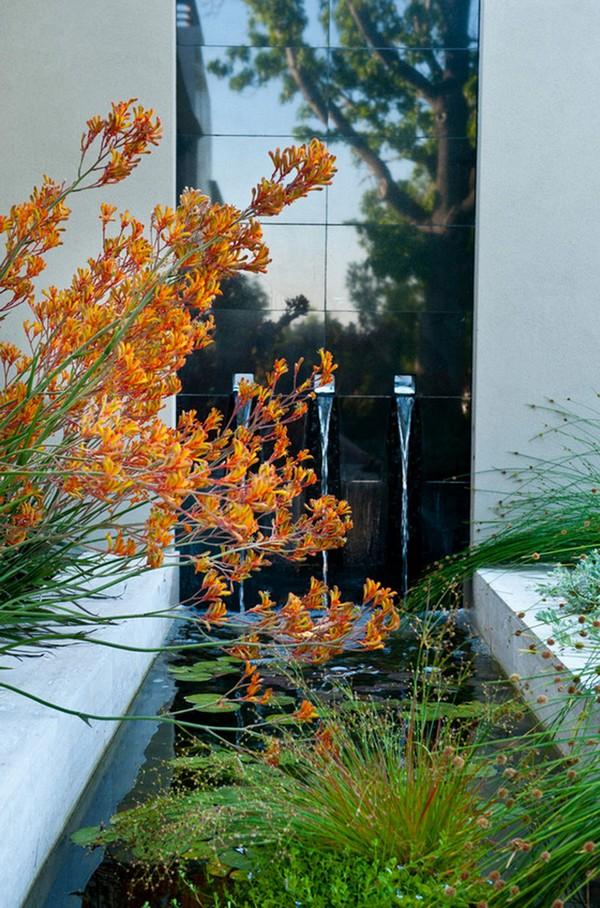 inspiring garden water features