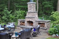Outdoor Fireplace Ideas: Top 10 Outdoor Fireplace Kits ...