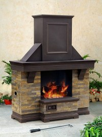 Outdoor Fireplace Ideas: Top 10 Outdoor Fireplace Kits