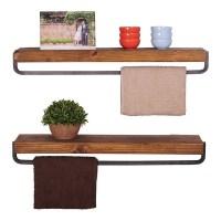Wooden Shelves Ideas: 11 Easy DIY Wooden Shelves Designs ...