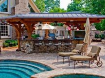 31 Amazing Outdoor Kitchen Ideas - Planted Well