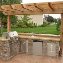 Outdoor Kitchens Kits Kitchen Mandoline 31 Amazing Ideas Planted Well