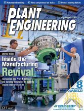 Plant Engineering - August 2013