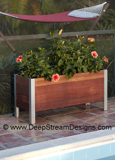 Mariner-rectangular-wood-planter