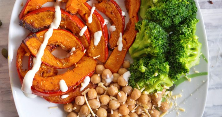 Two savory and simple pumpkin meals (gluten free)