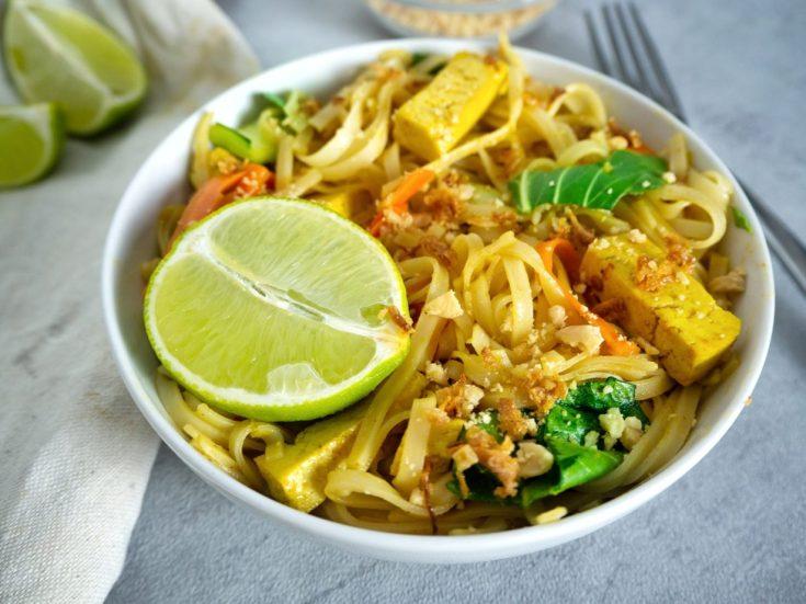 Pad Thai Rezept