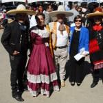 Secretary Ross with members of the Federación Mexicana de Charreria.