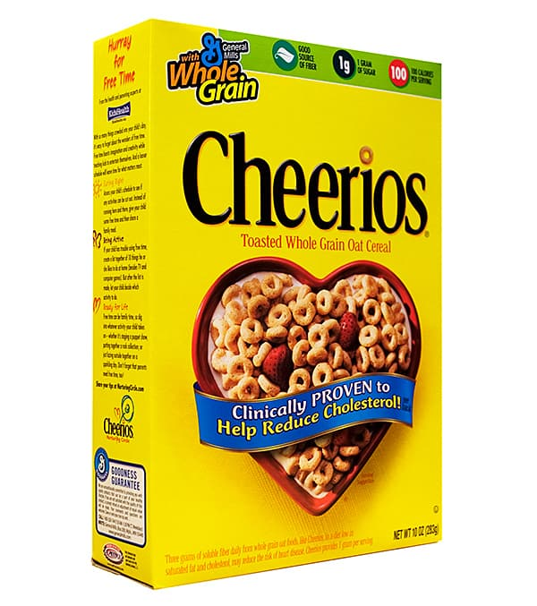 Original Cheerios to go GMO-free