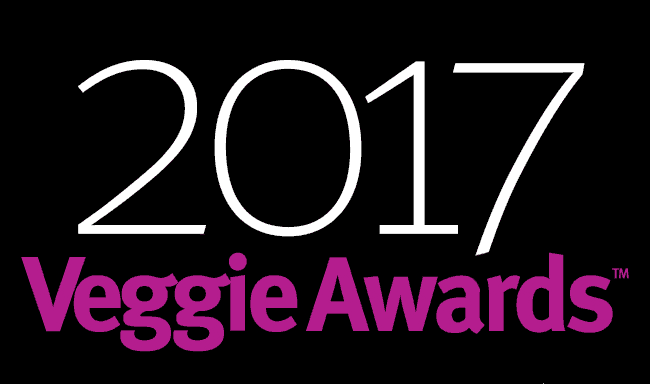 And the Winners of the 2017 Veggie Awards are …