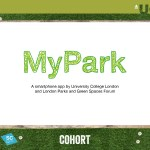 MyPark app - engaging communities with their local parks