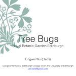 Using ibeacons to develop a mobile interpretation game that delivers biodiversity information