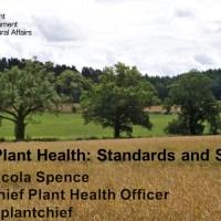 UK Plant Health Standards
