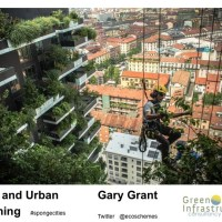 Water & urban greening