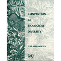 CONVENTION ON BIOLOGICAL DIVERSITY (summary text)