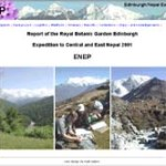 Expedition to Central and East Nepal 2001
