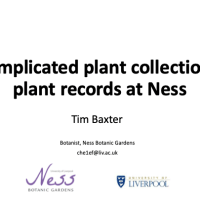 Complicated plant collections