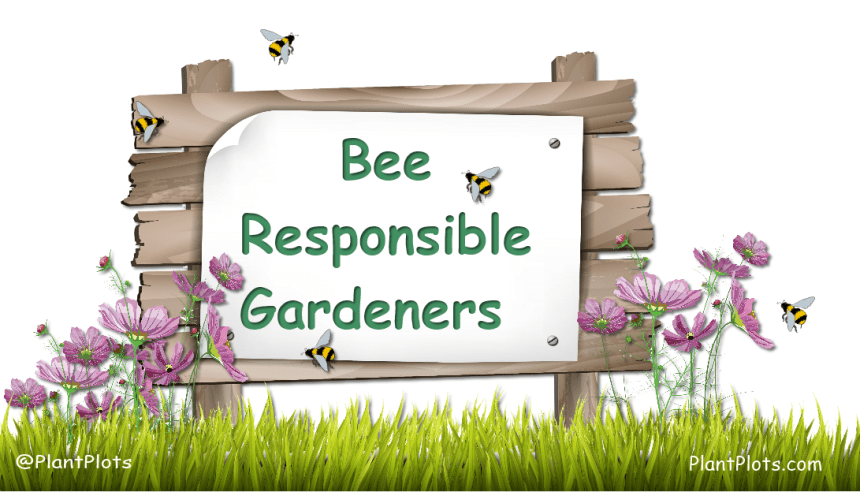 garden trends for 2019 - Bee responsible