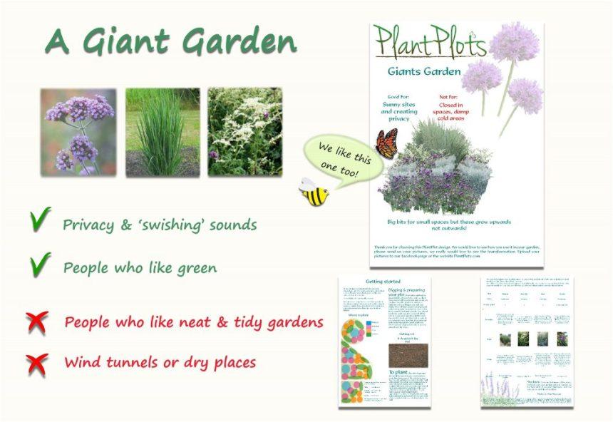 tall garden border design product