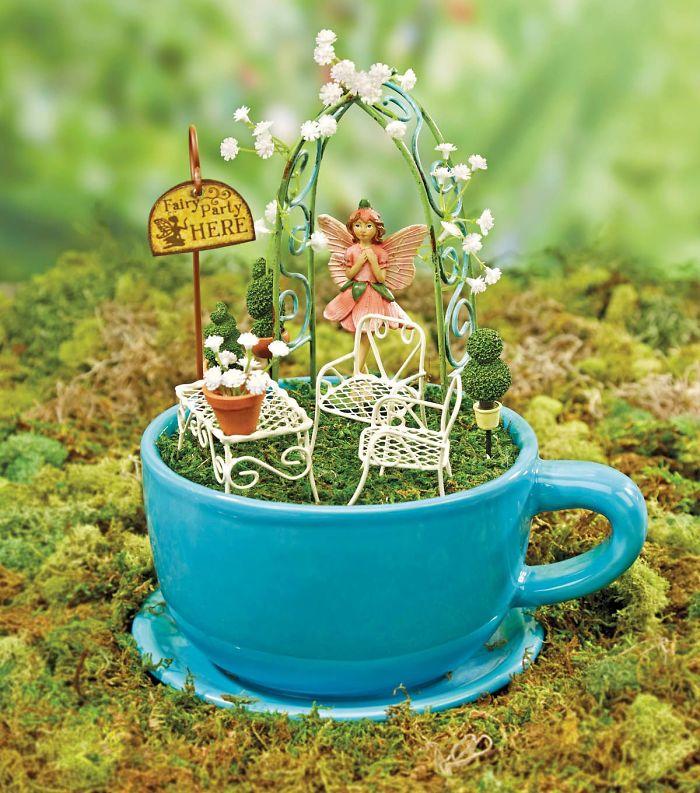 garden in a teacup idea 6