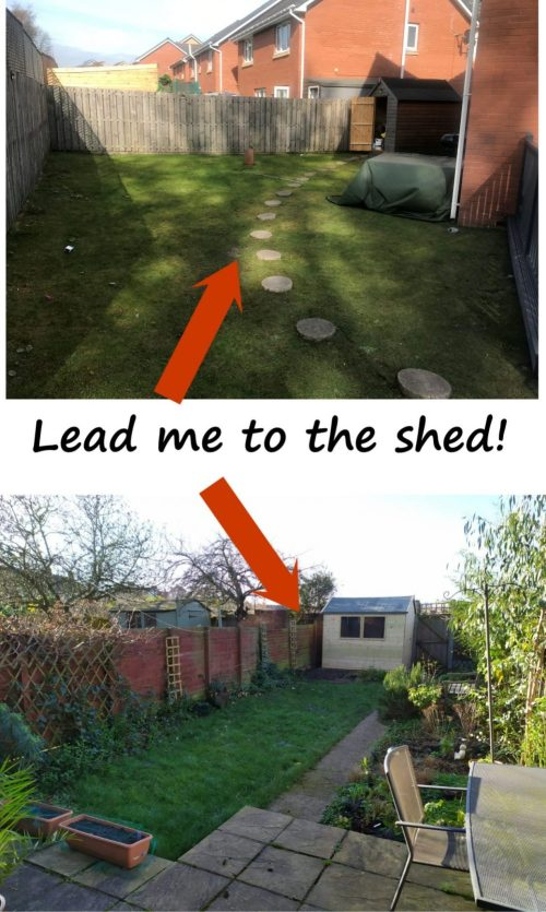 This image has an empty alt attribute; its file name is Shed-path-1-scaled.jpg
