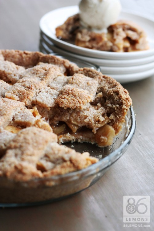 Vegan Dessert Recipes... Apple Pie!