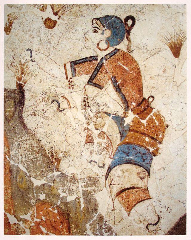 https://commons.wikimedia.org/wiki/File:Cueilleuse_de_safran,_fresque,_Akrotiri,_Gr%C3%A8ce.jpg