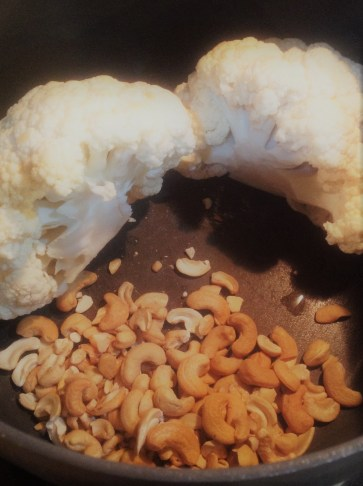 * Chef Katie's Oil-Free Tips: To ensure a 100% oil-free recipe, be sure to use dry roasted cashews. You can double-check the ingredients list to make sure there's no oil list.