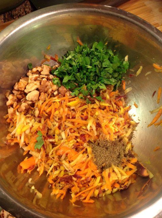 Carrot Walnut Slaw (5)