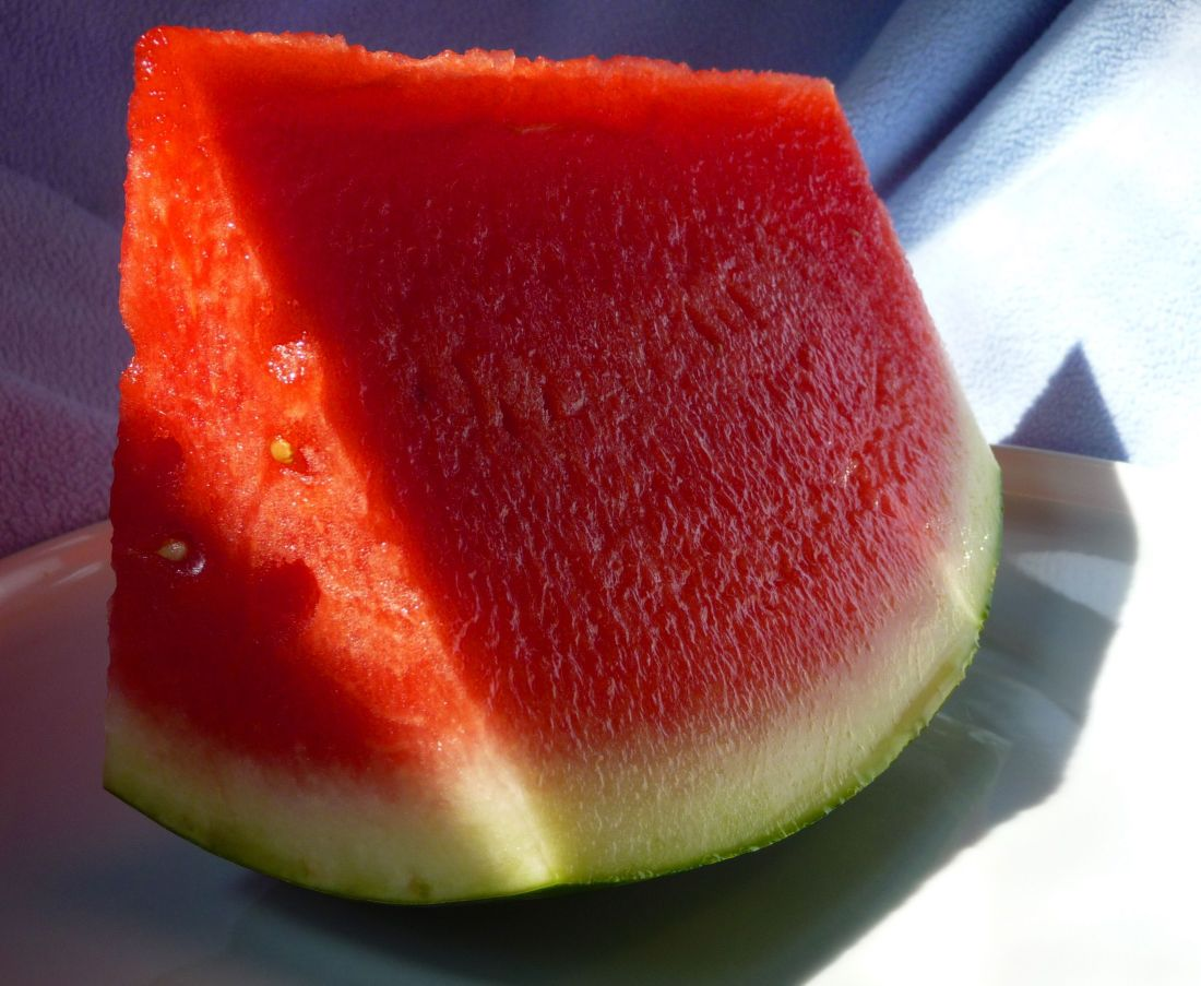 Fresh, Sweet, Juicy Wateremelon