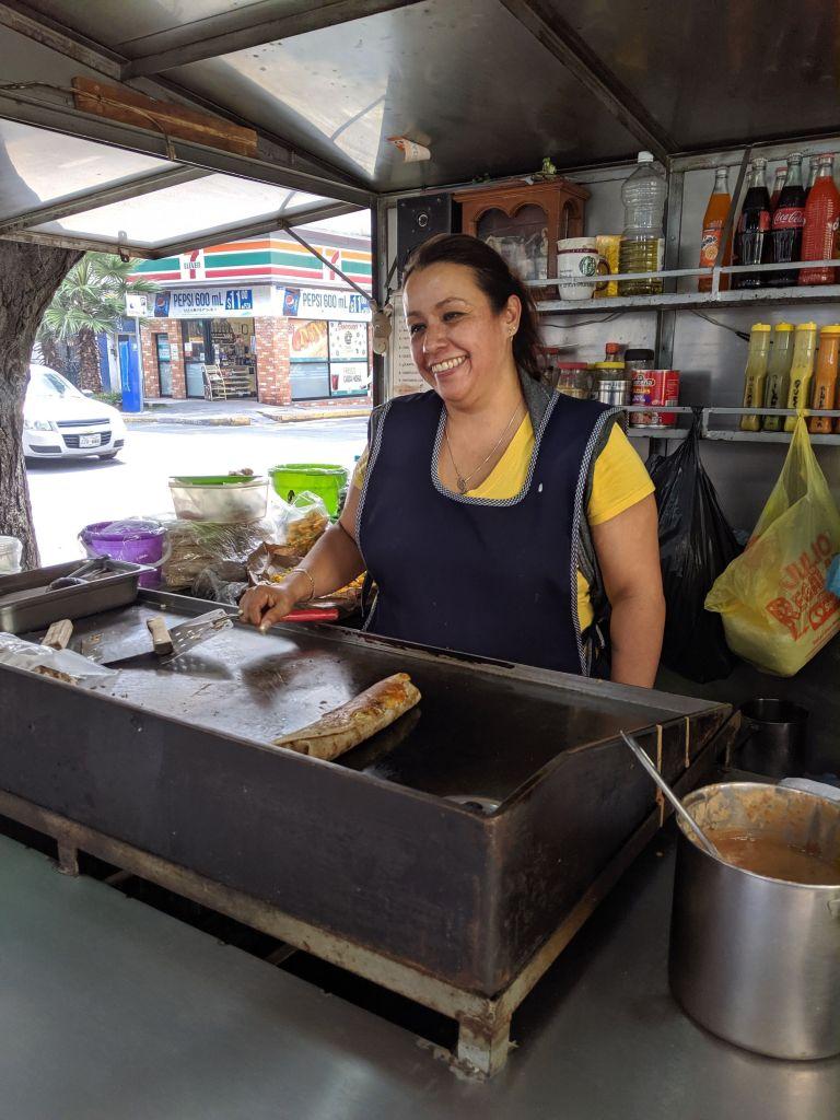 Eat Mexico Street Food Tour Mexico City Vegan Food August 2019 (5)