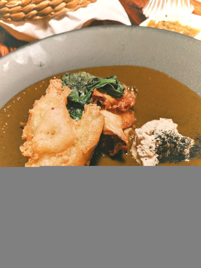Forever Vegan Mushroom Squash Blossom Mole Mexico City Vegan Food August 2019