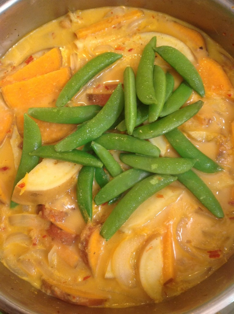 Spicy Massaman Oil-Free Thai Curry - Healthy, Plant-Based, Gluten-Free, Vegan Recipe from Plants-Rule