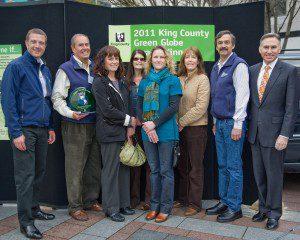 Green Globe Award 2011