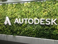 Autodesk Green Wall  plantscapeSF