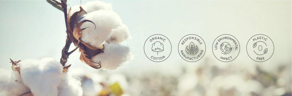 disco desmaquillante algodón orgánico