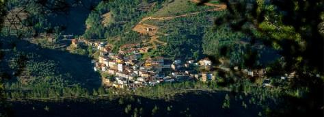 Pueblo de Ladrillar (Foto: Hurdes Destino Natural)