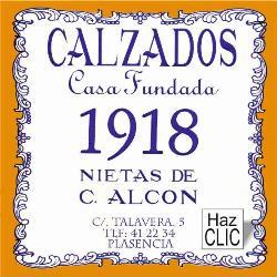 CALZADOS 1918 a tamaño