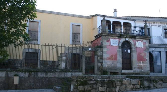 Casa del poeta Gabriel y Galán
