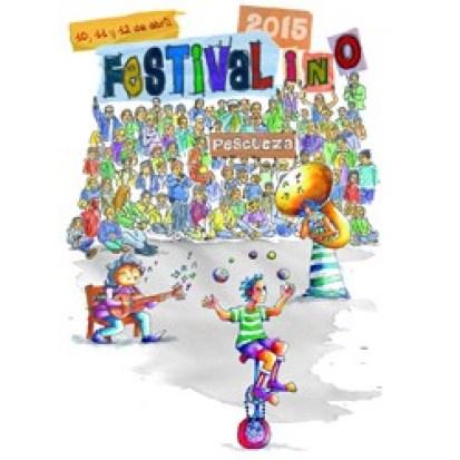 Festivalino 2015 en Pescueza, Valle del Alagón, Norte de Extremadura. Música, arte, cultura, mercadillos.