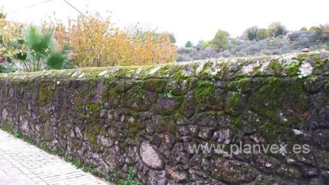 muro otoño el valle