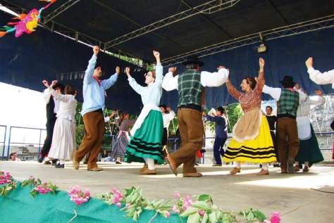 Fiesta de la castaña en Eljas