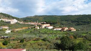 Pasarón de la Vera Extremadura planVE